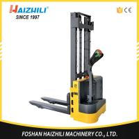 Quality High quality material handling tools 1000kg 1600mm full electric reach stacker price for sale
