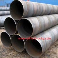 Quality ASTM ST44 seamless steel pipe for sale