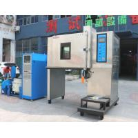 Buy cheap Automatic Vibration Comprehensive Test Chamber Video For Auto Parts 380V product