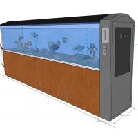 Buy cheap Smart Fish Pool Vending Machine, Max Supply 4 Style Fish & Fish Food, 10.2 Inch Touch Screen, Coin, Note Operate product