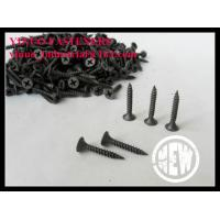 Quality High Quality C1022A Black Phosphated Drywall Screw for sale