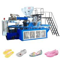 Quality auto pvc air blowing molding machine(36 stations) for sale