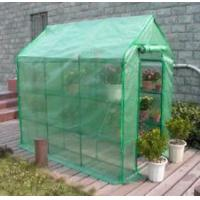 Quality 2012 greenhouse mini modelPE/PVC material for sale