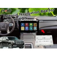 Quality Android Auto Interface for 2014-2018 GMC Yukon Sierra Terrain with Mirrorlink Youbute Online Map Google Play for sale