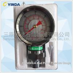 China Drill Rig Mud Pump Pressure Gauge YK-150 Y-60 11-3161-1510 11-3161-2501 HONGHUA on sale