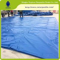 Quality Durable PVC coated tarpaulin for swimming pool,pool cover in China factory for sale