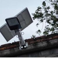 Quality Highway Outdoor LED Street Lights Solar Panel With Monitor AL Material for sale