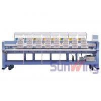 Buy cheap 15 Needles Tubular Embroidery Machine 8 Head With LCD Screen CT1508 from wholesalers