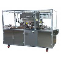 China Adjustable Speed Cellophane Packaging Machine , Over Wrapping Machine With Tear Tape on sale