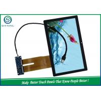 Buy cheap COB Type Capacitive Touch Screen ITO Sensor Glass To Cover Glass Structure product