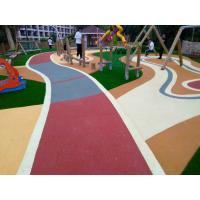 Buy cheap Environmental Friendly EPDM Running Track No Harmful Substance 6mm-14mm from wholesalers