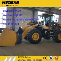 Quality brand new SDLG front end  loader LG958L with LM bucket 4.5m3 , construction loader from chinese supplier for sale