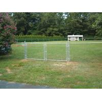 Quality Heavily galvanized chain link fence with accessories for airport for sale