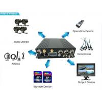 Buy cheap 4ch multifunctional 720p 3g 4g wifi mobile bus dvr with gps for car bus taxi truck product