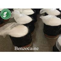 Buy cheap 99% Pharmaceutical Anesthetic Powder Benzocaine For Pain killer CAS 94-09-7 from wholesalers