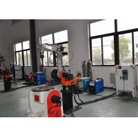 China Servo Controlled Industrial Robotic Arm Multi Mechanical Axis Optical Fiber Transmission on sale
