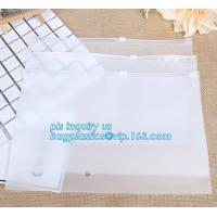 China PVC Waterproof Pouch PVC Snap Closure Bag PVC Drawstring Bag PVC Hook Bag PVC Card Holder PVC Sewing Bag PVC document ba on sale