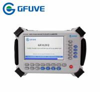 Buy cheap 12A 380V Three Phase Portable Meter Test Equipment With Auto Scanning Head & 100A Clamp On Ct from wholesalers