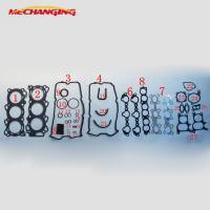 VQ23DE For NISSAN TEANA 2.3L Full Set Engine Parts Engine Gasket A0101-9Y425