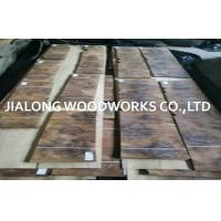 Buy cheap Black Walnut Wood Burl Veneer Sheet Natural Sliced Top Grade product
