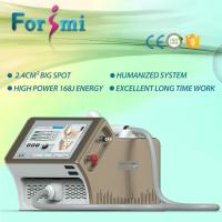 Permanent Painless Hair Removal Diode Laser Machine Professional For Hair Removal