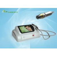 Quality Leadbeauty Fractional portable 5mhz white color radio frequency microneedle machine for sale