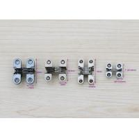 Buy cheap Soss Model 104#1-01b Invisible Hinge , Tiny Small Concealed Hinge For Jewel Box , Wine Cabinet from wholesalers