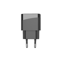Quality ErP 12W RoHS CE 5V3.4A European USB Charger Fireproof PC for sale