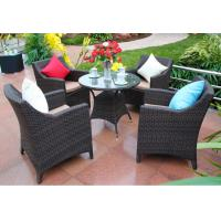 Buy HOT SALES Sectional Outdoor Rattan Garden Furniture dining set at wholesale prices