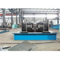 Full Automatic Cable Tray Roll Forming Machine , Auto Decoiler metal forming machine for sale
