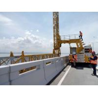Buy cheap High Stability 22m Bridge Inspection Unit rental Volvo 8X4 Electrohydraulic Systems from wholesalers