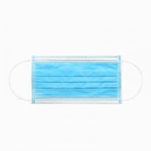Quality Protective Disposable Civil 3 Ply Material Surgery Face Mask for sale