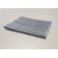 China Radiator Plate Fin Heat Sink Aluminum Auto Parts For New Energy Vehicle on sale