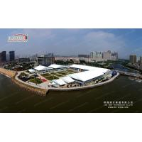 Quality Arcum Double Decker Tents and Marquees , Outdoor Event Tents for Promotion for sale