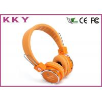 2 Hours Charing Time Bluetooth 3.0 Headset With FM Radio TF Card