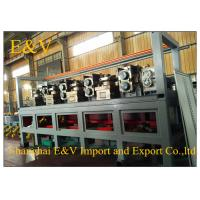Quality 8mm-4mm   copper  rod cold continuous rolling mill/copper rod rolling mill for sale