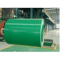 Cold Rolled Prepainted Galvalume Steel Coil For Roofing / Sandwich Panel