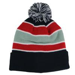 Quality 100% Merino Wool Knit Beanie Hats Customde Logo Plain Beanie Winter Cap for sale