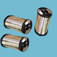 Quality Enameled silver clad  copper wire 2UEW/155 0.38MM for sale