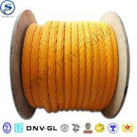 Buy cheap Alibaba China 12-strand high quality mooring marine boat towing uhmwpe rope from wholesalers