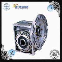 Quality Carbon Steel Rv Reducer Worm Wheel Gearbox 1400 Rpm One Year Warranty for sale