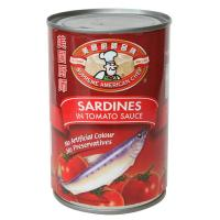 Quality canned sardine with quite low price canned fish for good taste canned sardines for sale
