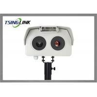 Quality Accurate 1080P CCTV Surveillance Cameras Real Time Temperature Measuring for sale