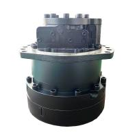 China Smooth Running Hydraulic Rotor Motor Slow Speed Hydraulic Motors Piston Structure on sale
