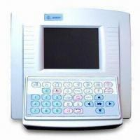 China Monitor, Used for Controlling Embroidery Machine, LCD Display Type on sale