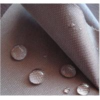 Quality 1000d polyester water-resistant oxford fabric for sale