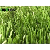 Soccer Artificial Grass PE Material  Smooth Surface Grass PP + Net Backing Material
