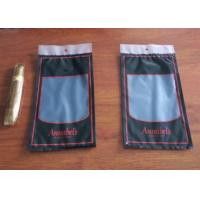 Quality China factory price moisture proof plastic cigar packaging bag for sale