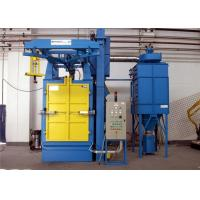 China Double Hook Shot Blasting Machine GB8923-88 Cleaning Standard High Performance on sale