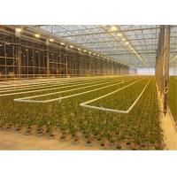 Buy cheap Anti Corrosion Greenhouse Rolling Benches Superior Quality Welded Mesh Materials from wholesalers